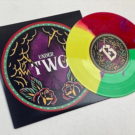 Keep Flying Under Two Vinyl Link Thumbnail | Linktree