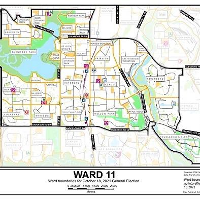 Find My Ward