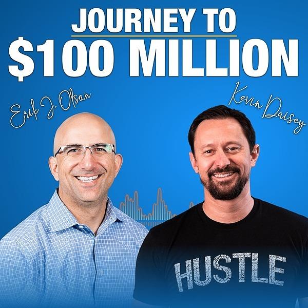 @Iamerikjolson Journey to $100 Million Link Thumbnail | Linktree