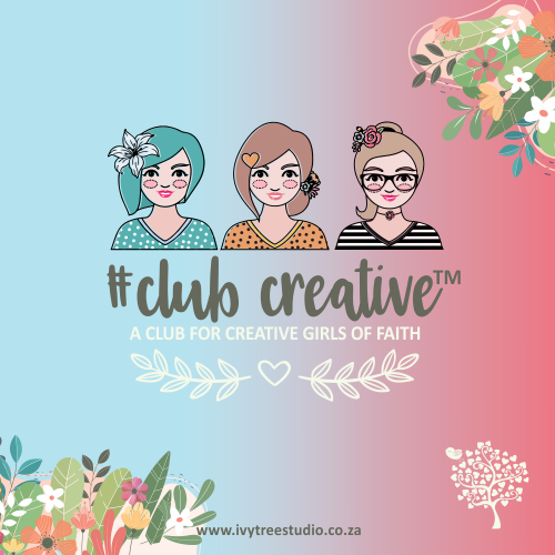 Ivytree Studio #ClubCreative items in the store - incl. faith kits Link Thumbnail | Linktree