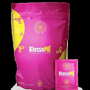 The Sadity Housewife BlossoMe  Feminine supplement Link Thumbnail | Linktree