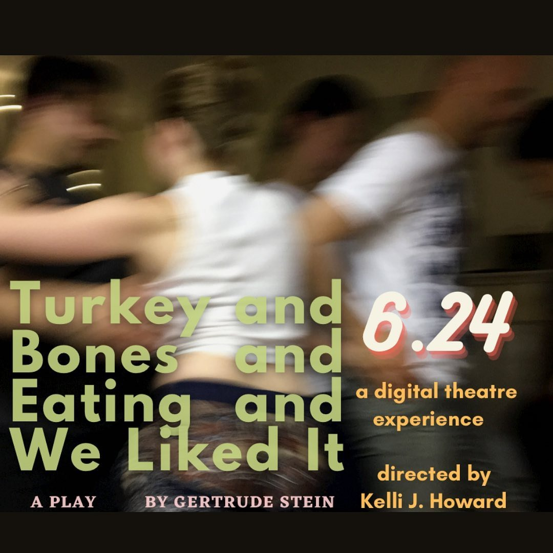 FOLLOW US ON TIKTOK (Turkey and Bones and Eating and We Liked It premieres JUNE 24!)