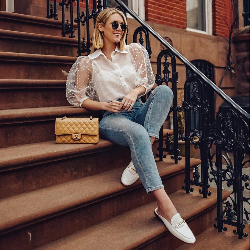 @fashionhr Bijele bluze: divan komad kao stvoren za ženstvene kombinacije Link Thumbnail | Linktree