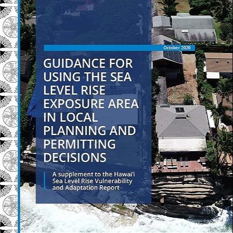Sea Level Rise Guidance Report (2020)