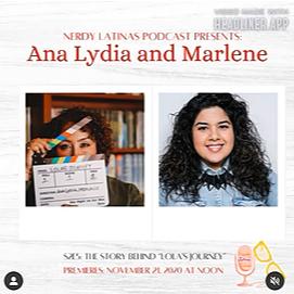 Interview - Nerdy Latina Podcast - Lola