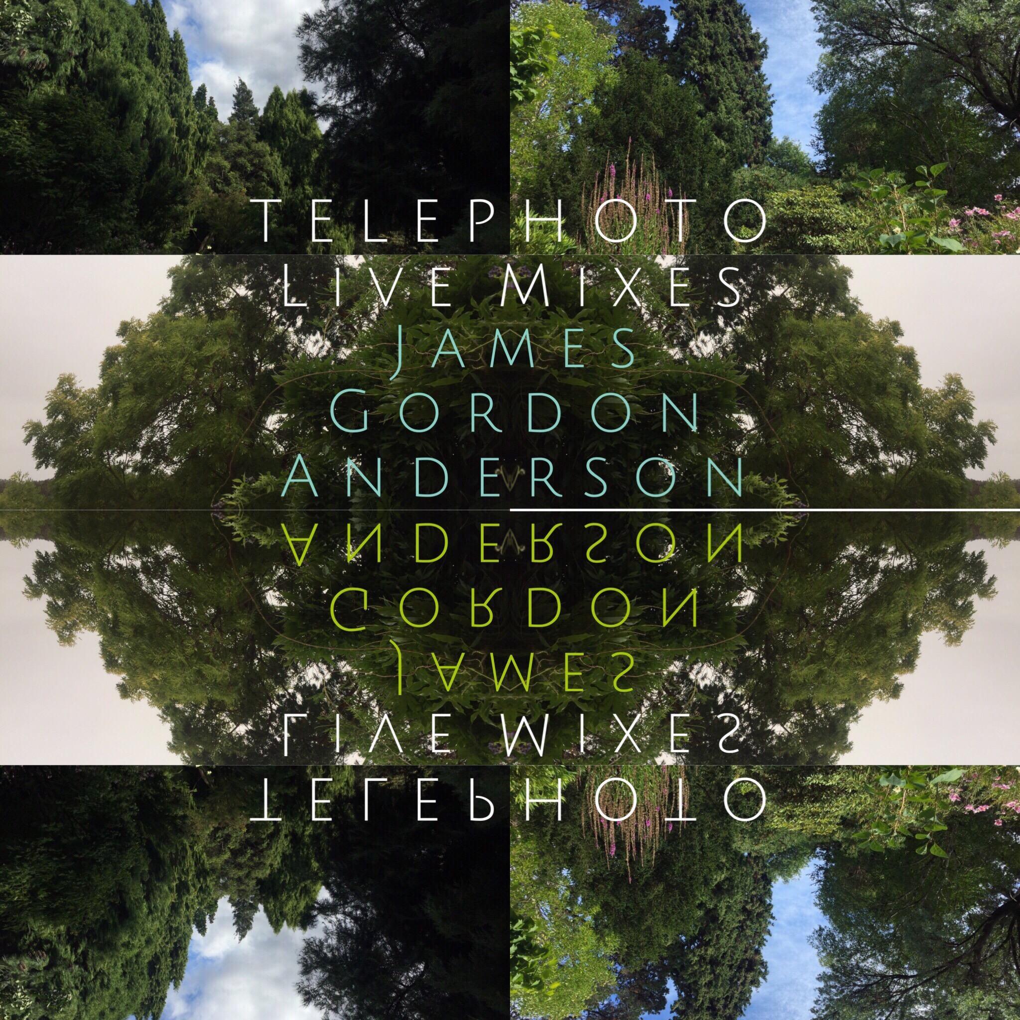 Telephoto Live Mixes - HD Audio Release