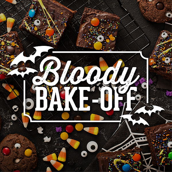 Harmons Grocery Bloody Bake Off Contest! Link Thumbnail | Linktree