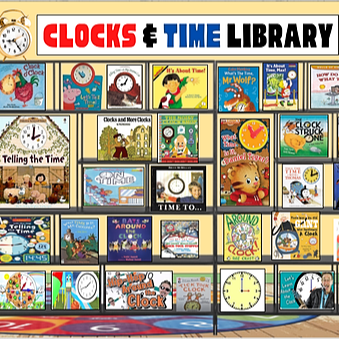 Miss Hecht Teaches 3rd Grade Clocks and Time Link Thumbnail | Linktree
