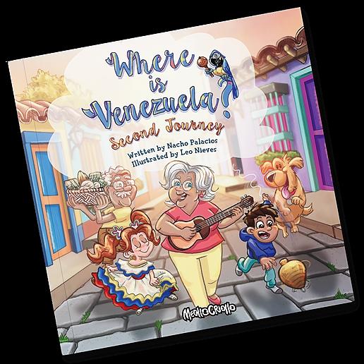 Where is Venezuela? Second Journey