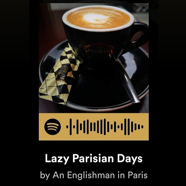 Lazy Parisian Days (Spotify)