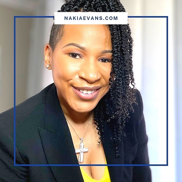 Nakia Evans | Leadership Coach NEW eBook: Unshakeable & Unapologetic: Selling with Confidence Link Thumbnail | Linktree