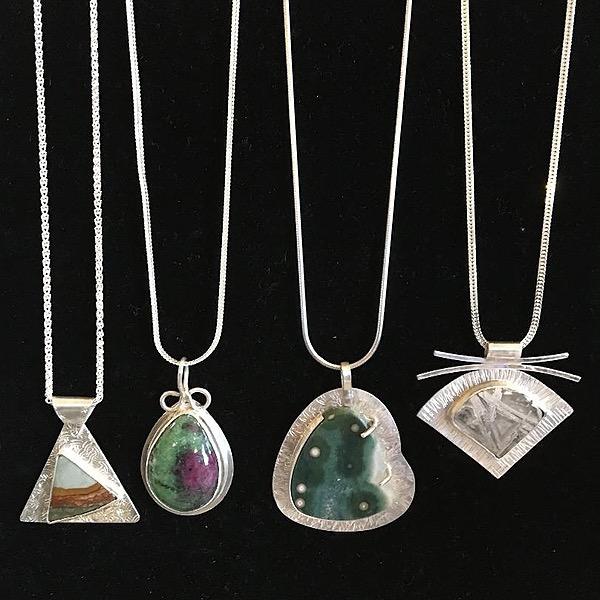 Beetky Sterling silver Jewelry