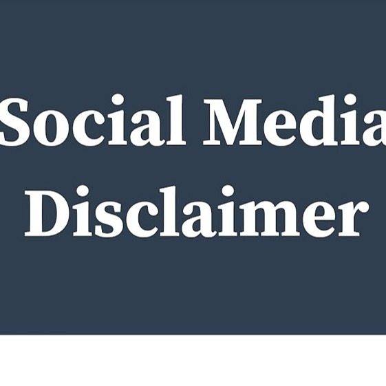 Jennifer Halligan Social Media Disclaimer: Views Are My Own Link Thumbnail | Linktree