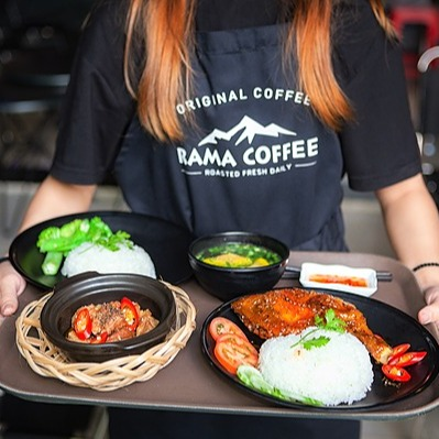 @dayboihieptam Rama Coffee & Food Link Thumbnail   Linktree