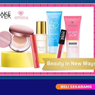 Ads Beauty From Lazada