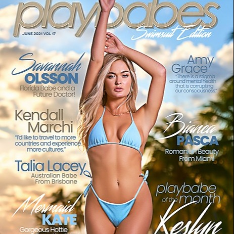 PLAYBABES SWIMSUIT SPECIAL EDITION ON MAGZTER