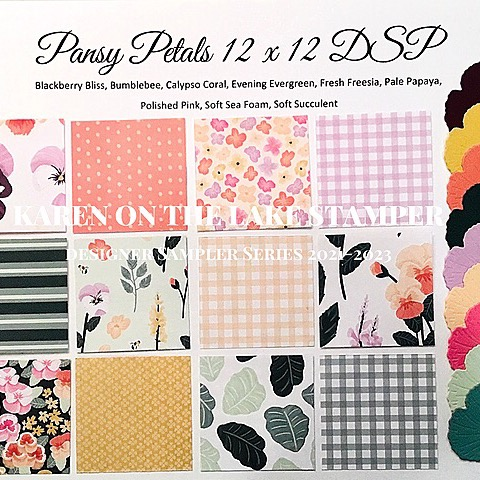 ANNUAL CATALOG 2021-2023 DESIGNER SERIES SAMPLERS PRE-ORDER OPEN