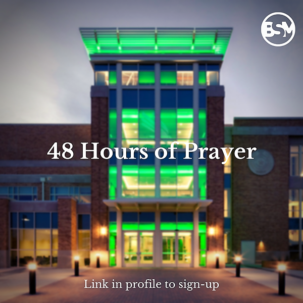 48 Hours of Prayer Sign up
