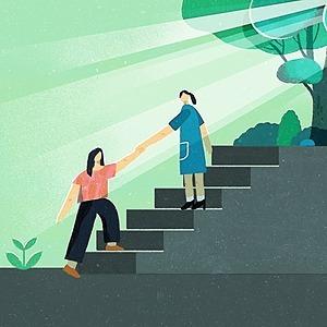 The Atlantic Stumbling Into Adulthood, Alongside a Friend Link Thumbnail | Linktree