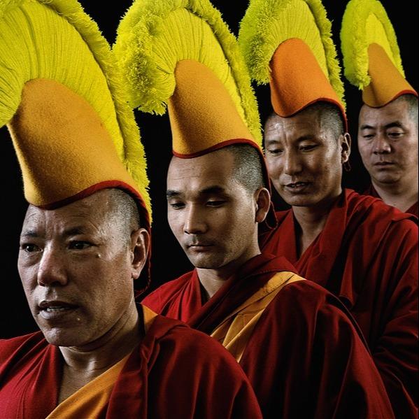 New Earth on Apple Music The Gyuto Monks of Tibet Link Thumbnail | Linktree