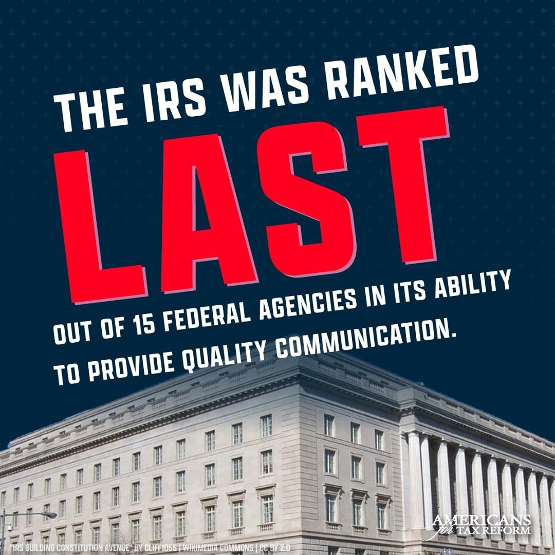 """@grovernorquist IRS Customer Service leaves taxpayers """"floundering on the rocks of confusion, frustration, and misinformation"""" Link Thumbnail 