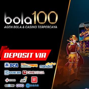 @slotpragmatic100 Daftar slot pragmatic di Agen Bola100 Link Thumbnail | Linktree