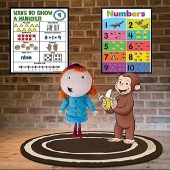 @RebeccaAllgeier Representing numbers - 6 different ways - samples Link Thumbnail | Linktree
