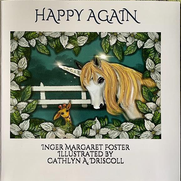 @cathlyn.dhappigal Happy Again Book Link Thumbnail | Linktree