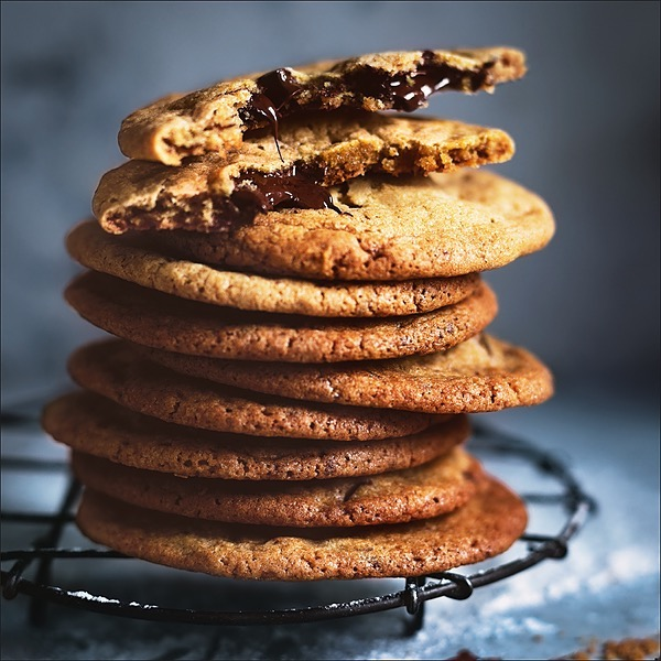 @donnahaymagazine chewy chocolate chip cookie Link Thumbnail   Linktree