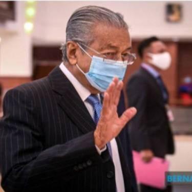 @sinar.harian Dr Mahathir kecewa barisan kabinet Ismail Sabri Link Thumbnail | Linktree