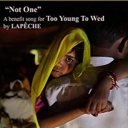 """LAPÊCHE """"Not One"""" -a benefit song for Too Young To Wed to support TYTW's emergency grant to the @afghanwomennetwork (AWN)  Link Thumbnail   Linktree"""