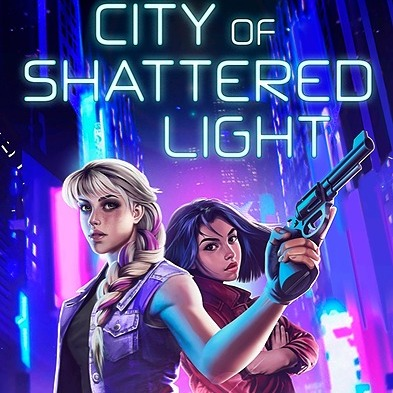 City of Shattered Light Purchase from Barnes & Noble! Link Thumbnail | Linktree