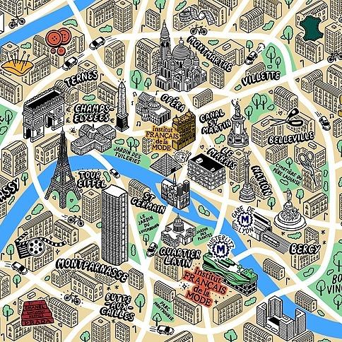 @ifmparis Paris City Guide FR Link Thumbnail   Linktree