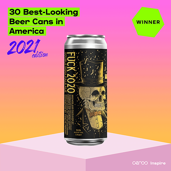 Best Beer Label 2020!