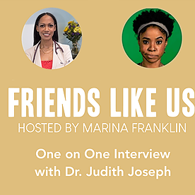 One-On-One Interview With Dr. Judith Joseph