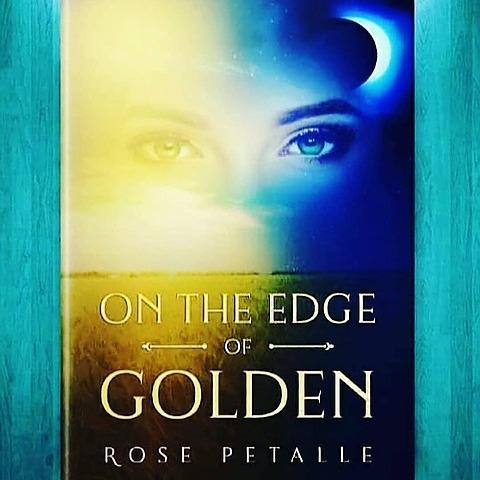 @rosepetalle On The Edge of Golden Link Thumbnail | Linktree