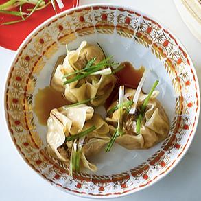 Chinese New Year Pork Dumpling Recipe