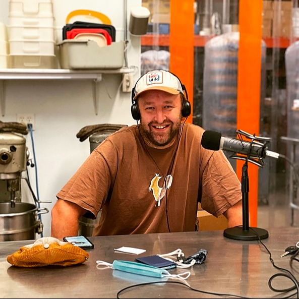 Fletcher Kasmer On The Rise Bread Co. – Culinary Treasure Podcast Episode 74