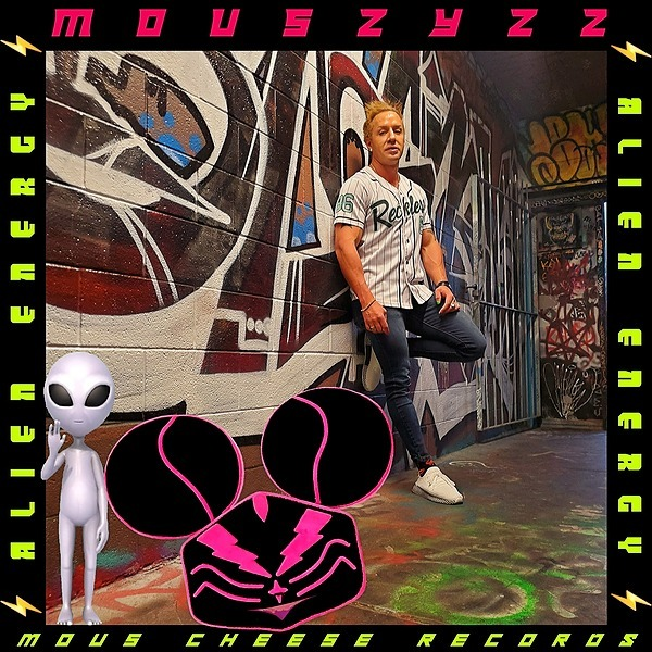 👽ALIEN ENERGY⚡RE-MASTERED RE-RELEASE, @🧀Mou5 Chee5e Records🧀👽✌👻🐭