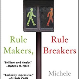 """#20 Priscilla Melo - livro 2 """"Rule Makers, Rule Breakers"""""""