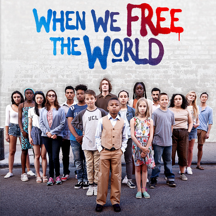 ":BOOK: ""When We Free The World"" by Kevin Powell (Available Now)"