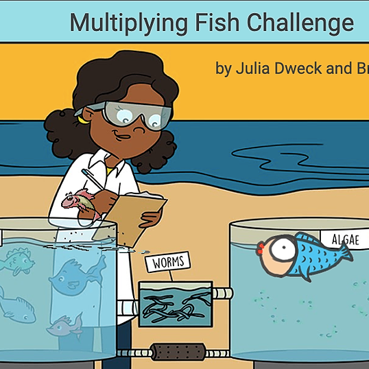 @GiftedTawk Multiplying Fish (Build your own Aquarium Shop) Link Thumbnail | Linktree
