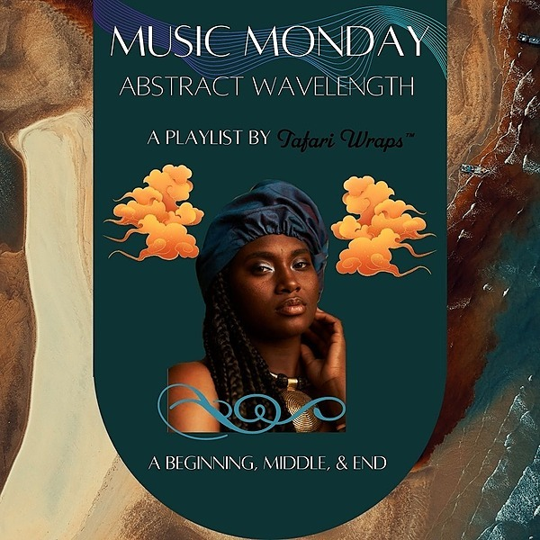 Wrap with Spirit™ Music Monday Playlist: Abstract Wavelength Link Thumbnail | Linktree