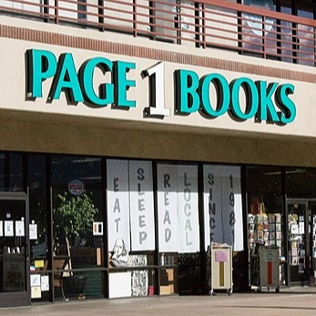 Page 1 Books (Page1ABQ) Profile Image | Linktree