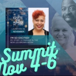 @MarcyCodyRN Ignite the Hunger in You Virtual Summit Link Thumbnail   Linktree