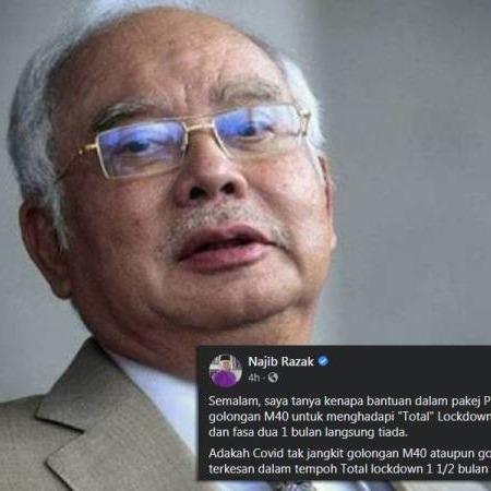 @sinar.harian Kerajaan jangan sisihkan golongan M40: Najib Link Thumbnail | Linktree