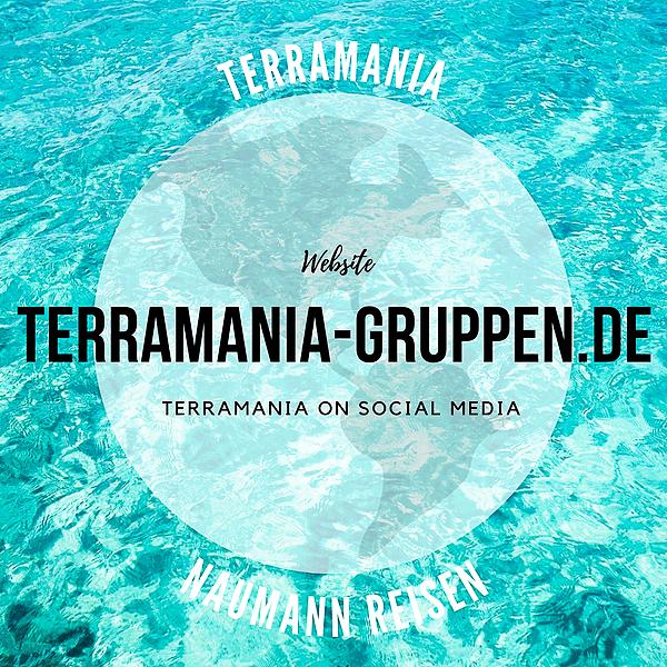 Terramania Reisen Terramania Website Link Thumbnail | Linktree