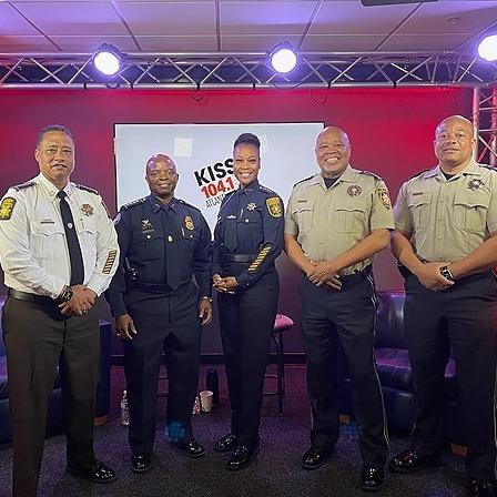 Fulton County Sheriff Metro Atlanta Law Enforcement Leaders Talk Crime, Community Outreach Link Thumbnail   Linktree