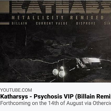 "Katharsys ""PSYCHOSIS"" Billain Remix YouTube"
