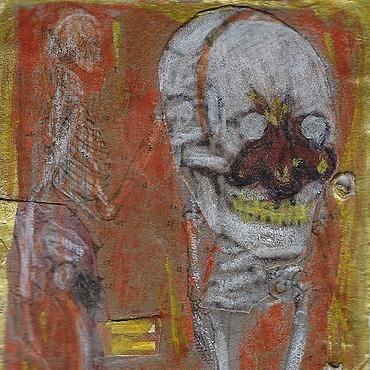 t.s. is hypertextual SHOP TAMRYN'S ONLINE ART MART: Skeletons feature heavily  Link Thumbnail | Linktree